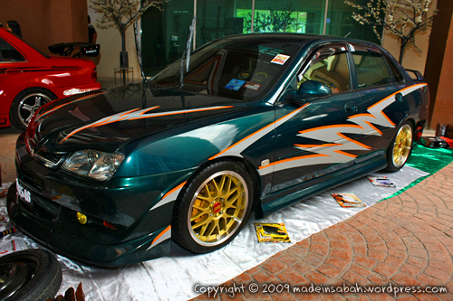 modified car | Made In Sabah