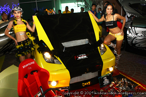 Borneo Auto Challenge 2009 Show Pics Made In Sabah