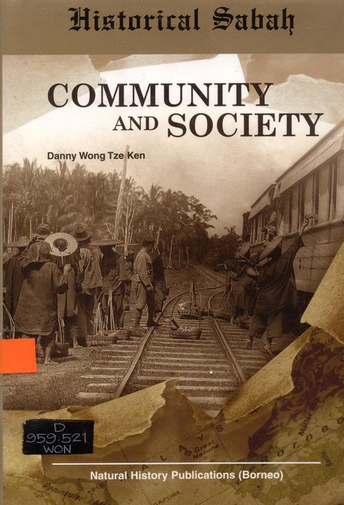 HistoricalSabah-Community&Society