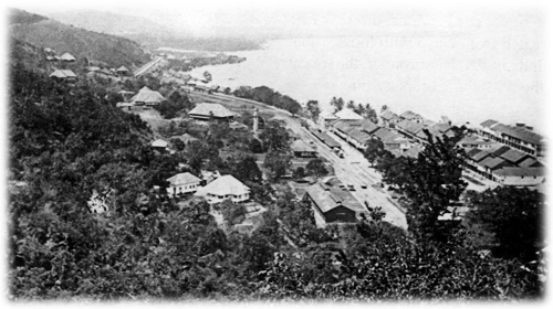 Jesselton-view-from-Signal-Hill-1909