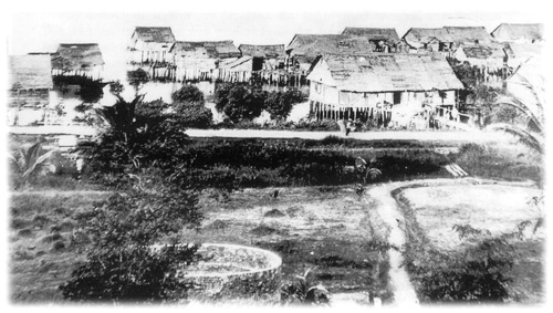 Kampung-Air,-Jesselton-1905-